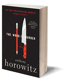 The Word Is Murder: A Novel Cover