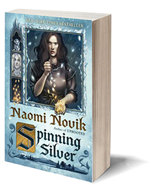 Spinning Silver: A Novel Cover