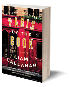 Paris by the Book: A Novel Cover