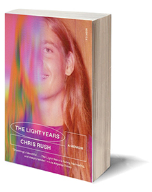 The Light Years: A Memoir Cover