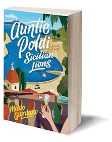 Auntie Poldi and the Sicilian Lions (An Auntie Poldi Adventure #1) Cover